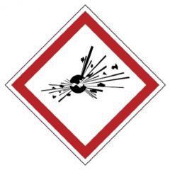 GHS - explosief