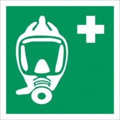 zuurstofmasker - vluchtmasker