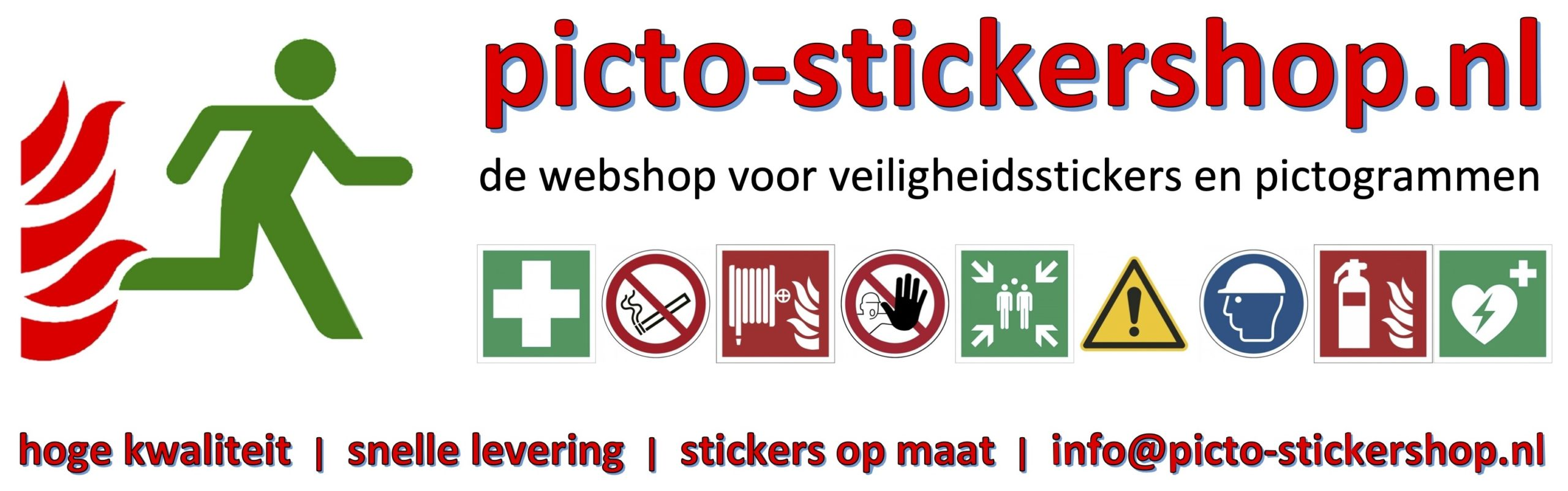 picto-stickershop logo webshop