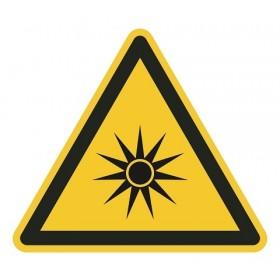 optisch stralingsgevaar